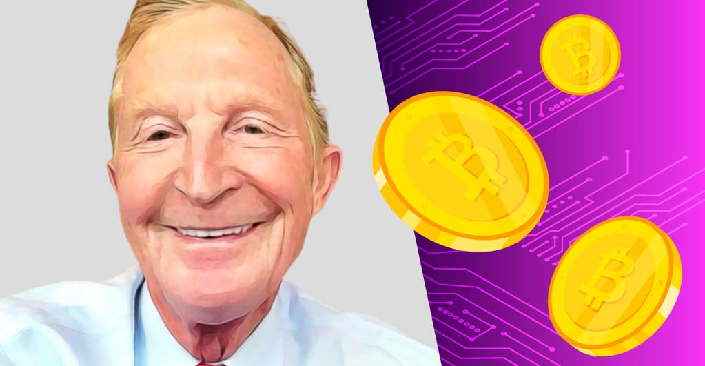 Prudential Securities Ex-CEO George Ball Considers Bitcoin a Safe Haven