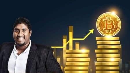 Oracle Vinny Lingham Predicts $100k Bitcoin Price